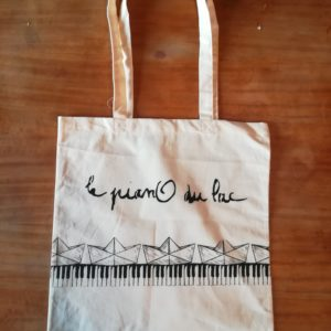le Tôt bag « piano du lac »
