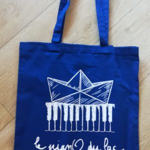 "le Tôt bag ""piano du lac"""
